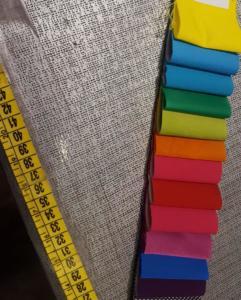 Campionario colori